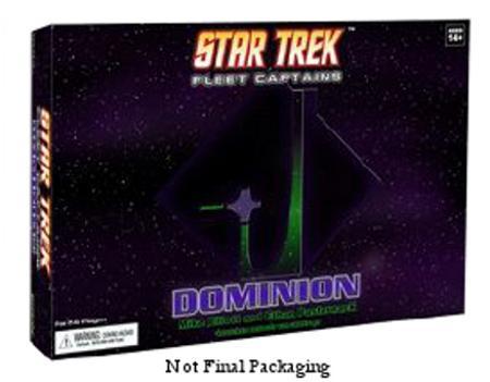 Star Trek: Fleet Captains Dominion Expansion