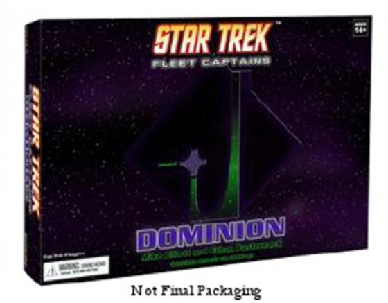 Star Trek: Fleet Captains Dominion Expansion